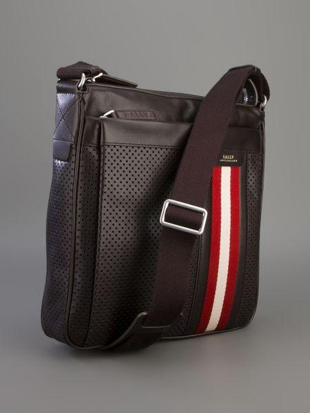 Bally Mens Shoulder Bag 78