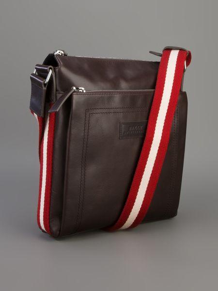 Bally Mens Shoulder Bag 92