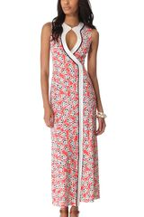 Diane Von Furstenberg Peninsula Dress - Lyst