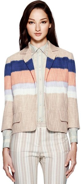 Tory Burch Austine Jacket - Lyst