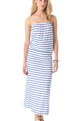 By Malene Birger Eloosa Cover Up Maxi Dress - Lyst
