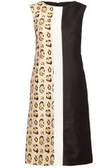 Giambattista Valli Print Shift Dress - Lyst