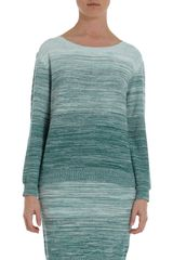 Girl. By Band Of Outsiders Degrade Ombre Pullover