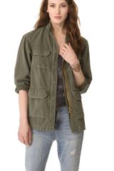 Nili Lotan Military Jacket - Lyst