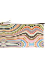 Paul Smith Passport Wallet - Lyst