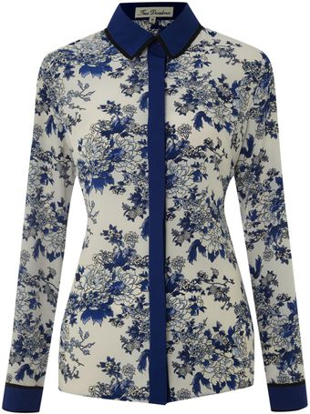 True Decadence Hyper Print Shirt - Lyst