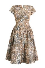 Vivienne Westwood Red Label Liberty Gardenprint Silk Dress - Lyst