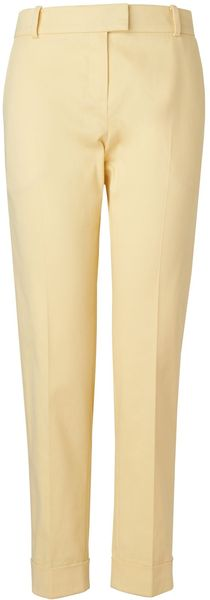 Boutique By Jaeger Slim Leg Chino - Lyst