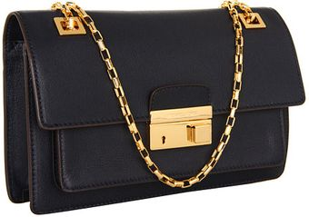 Michael Kors Gia Shoulder Flap - Lyst