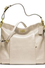 Coach Madison Leather Isabelle - Lyst