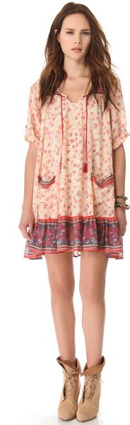 Free People Penny Lane Dress - Lyst
