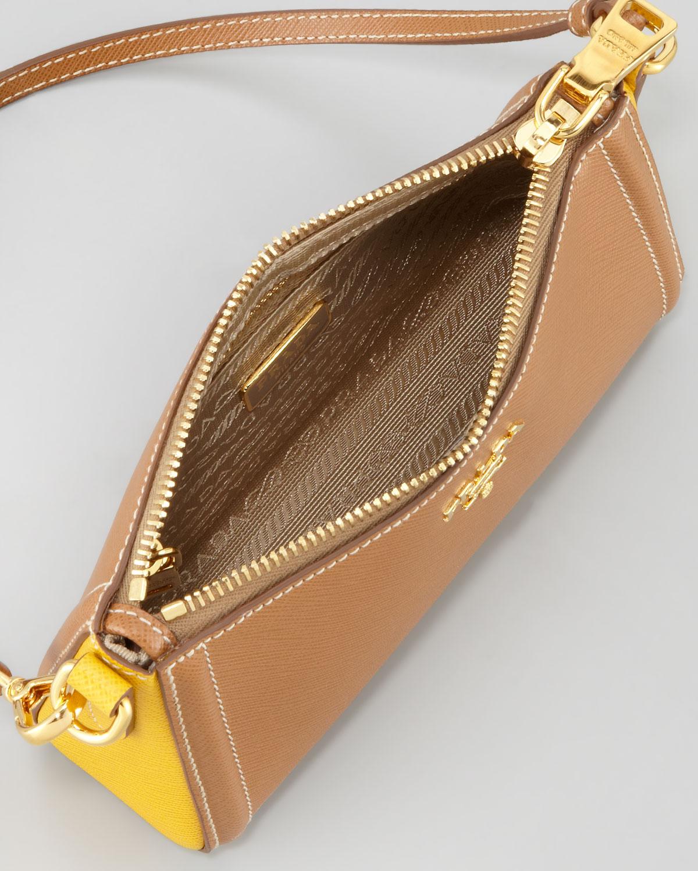 bags prada - prada bi-color madras crossbody bag, cheap fake prada purses