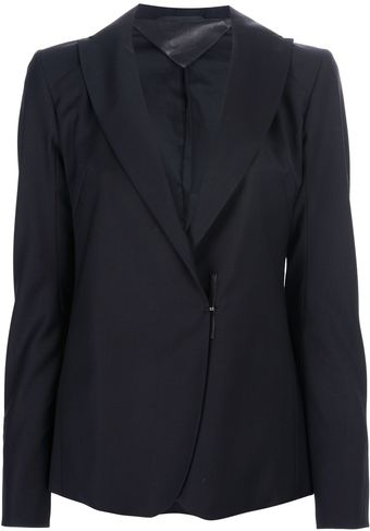 Gustavo Lins Fitted Summer Blazer - Lyst