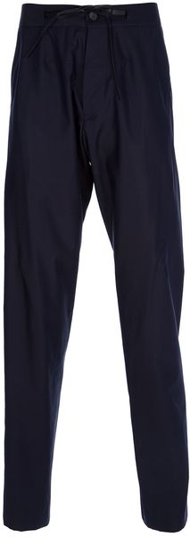 Gustavo Lins Tapered Trouser - Lyst