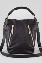 Kelsi Dagger Small Convertible Hobo - Lyst