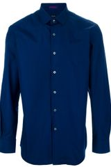 Paul Smith Button Fastening Shirt - Lyst