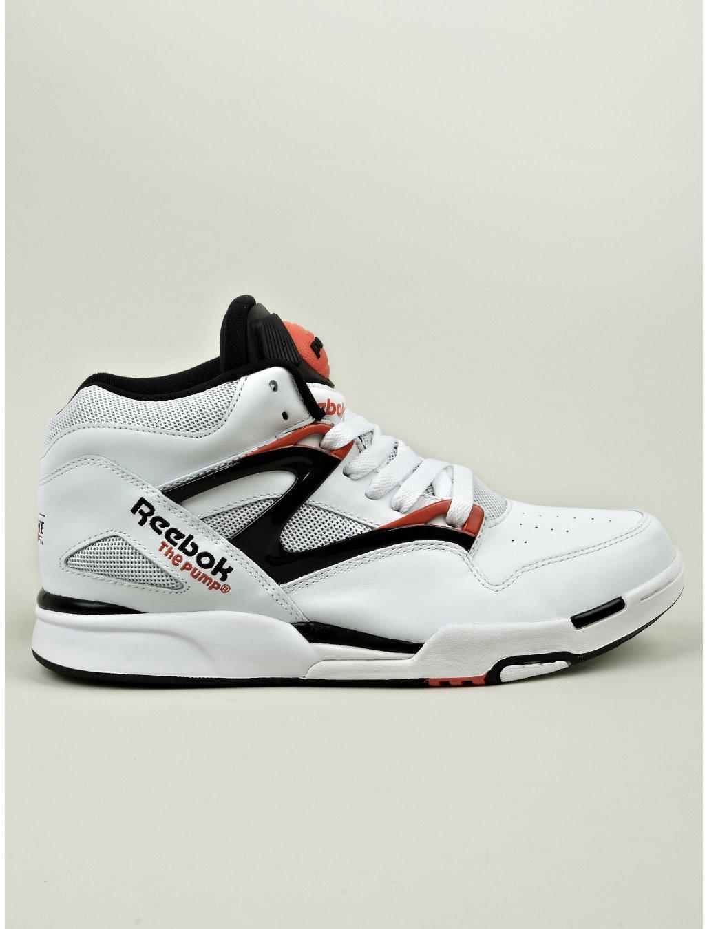reebok pump omni lite sneakers in white for men lyst. Black Bedroom Furniture Sets. Home Design Ideas