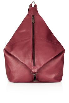 Topshop Clean Clip Backpack - Lyst