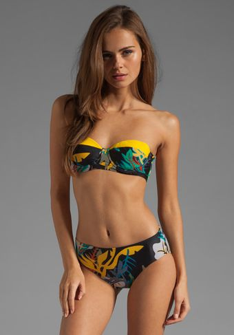 Camilla & Marc Kristy Bikini in Art Deco Print - Lyst