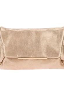 Lanvin Metallic Shoulder Bag - Lyst