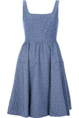 Marc By Marc Jacobs Polka Dot Dress - Lyst