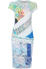 Mary Katrantzou Liri Dress - Lyst