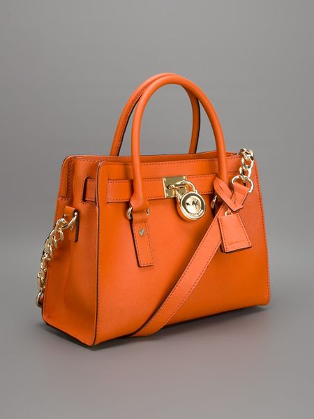 Michael Kors Tasche Orange