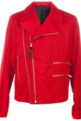 Paul Smith Zipper Jacket - Lyst