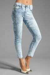 Current/Elliott The Stiletto Jean - Lyst