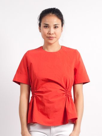 Rachel Comey Gem Top Solid Cotton - Lyst