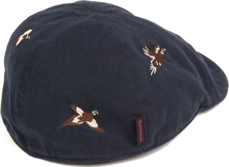 Barbour Cap In Blue For Men Navy Lyst