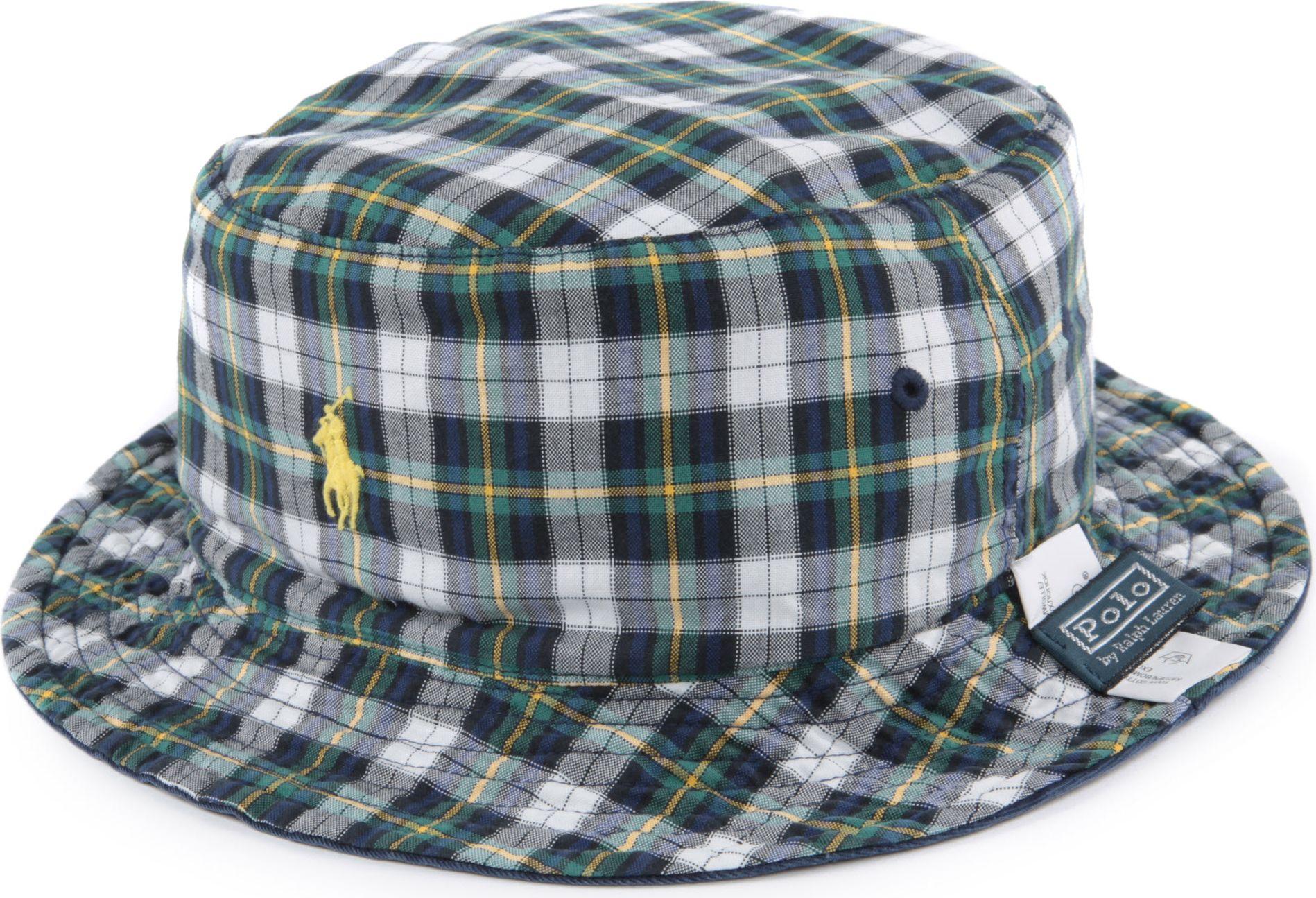 a158d6f0aec Ralph Lauren Reversible Beachside Bucket Hat in Black for Men - Lyst