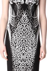 Roberto Cavalli Jaguar dress - Lyst