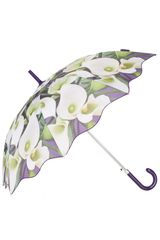 Topshop Digital Floral Print Umbrella