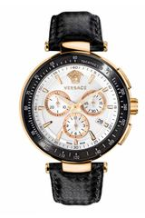 Versace Mystique Unisex White Dial Watch - Lyst