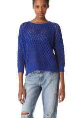 Club Monaco Christine Sweater - Lyst