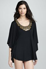Kenneth Cole Bead-neck Butterfly Cover-up - Lyst