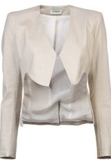 Mugler Fitted Jacket