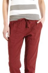 Theory Sidonia Trousers - Lyst