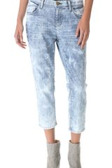 Current/Elliott The Skinny Boy Jeans - Lyst