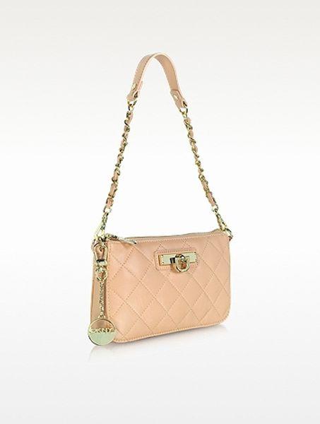 Pink Dkny Shoulder Bag 81