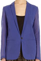 Giada Forte Over Sized Blazer - Lyst
