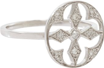 Stone Diamond Nirvana Ring - Lyst