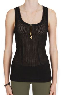 Rag & Bone The Ribbed Tank - Lyst