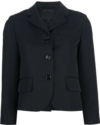 Marc Jacobs Silk Jacket - Lyst