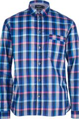 Paul Smith Checked Shirt - Lyst