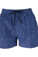 Paul Smith Swim Shorts - Lyst