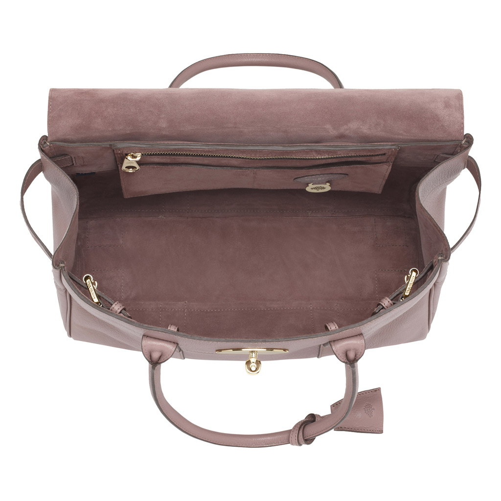 Lyst - Mulberry Bayswater in Purple 88d8ed0544ffb