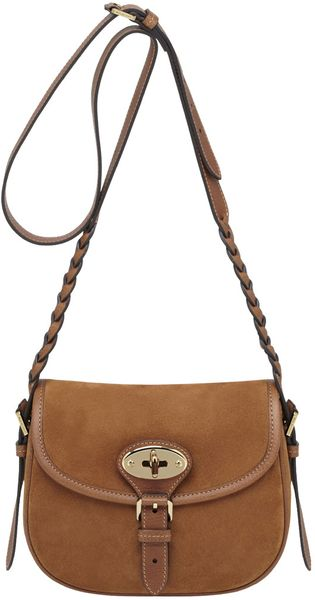 Mulberry Small Delilah Satchel - Lyst