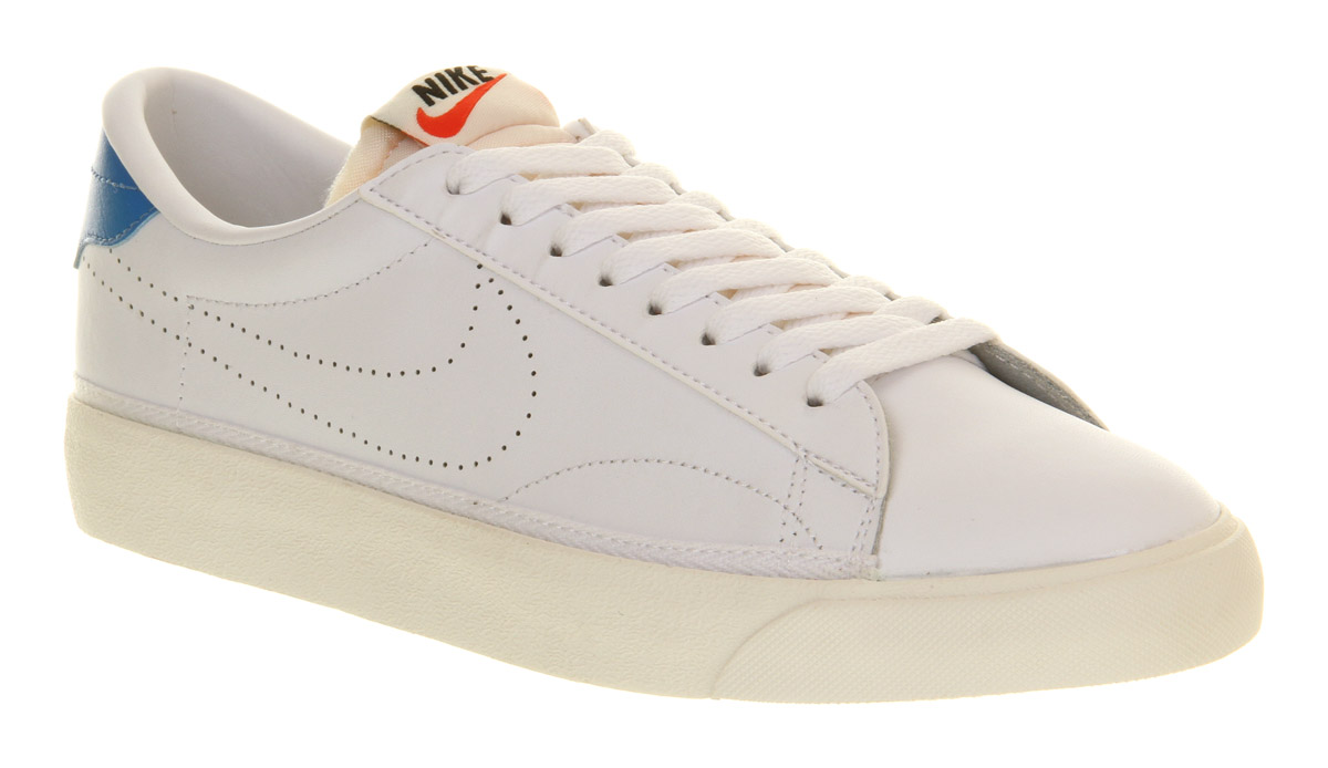 nike tennis classic ac in white for lyst